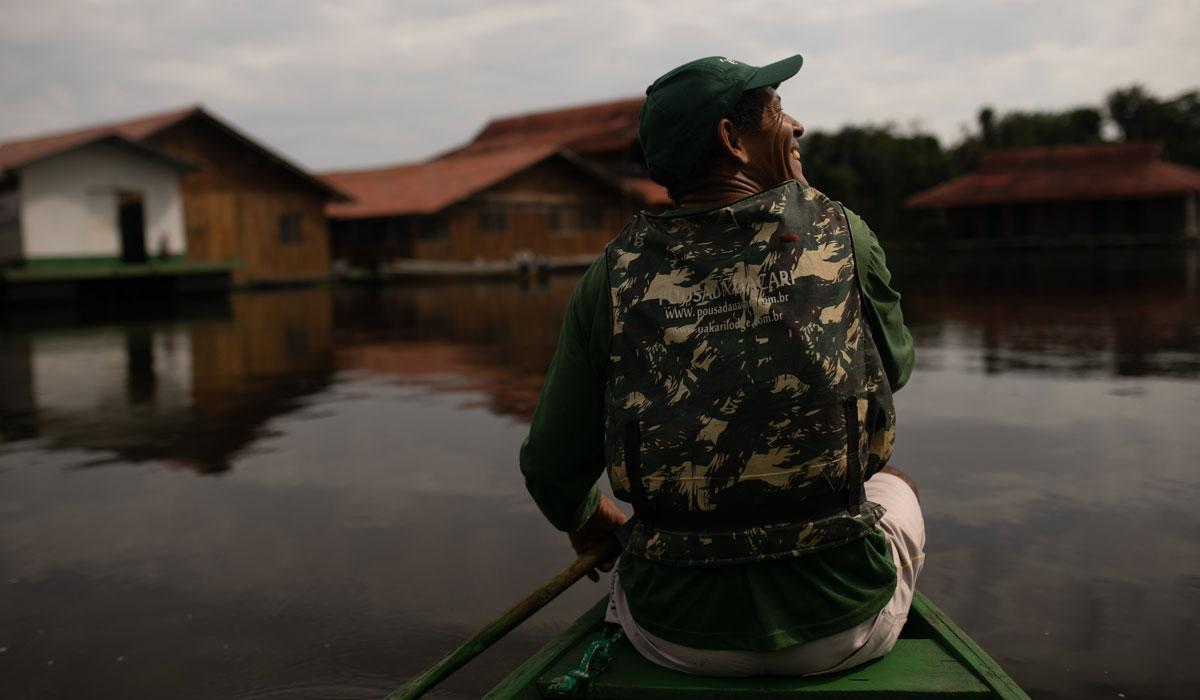 Inscrições abertas para Curso de Multiplicadores de Turismo de Base Comunitária na Amazônia