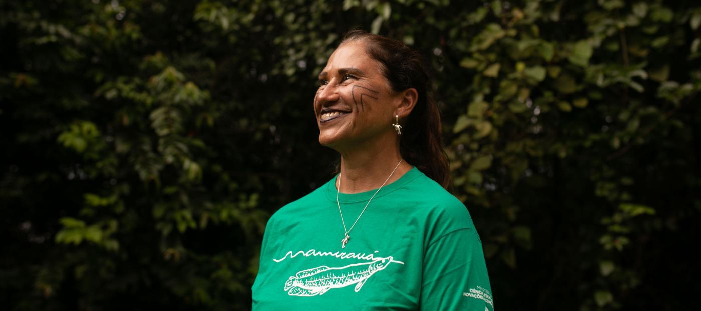 """""""Envolver as populações na pesquisa e nas atividades de conservação é o caminho certo para a Amazônia"""""""