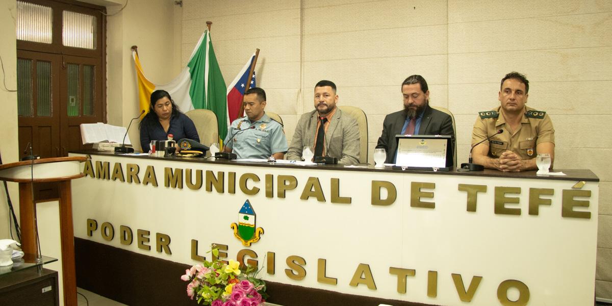 Instituto Mamirauá é homenageado pela Câmara de Vereadores de Tefé