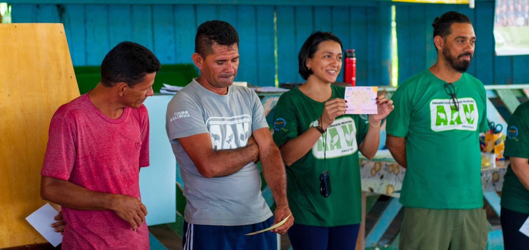 Instituto de Desenvolvimento Sustentável Mamirauá