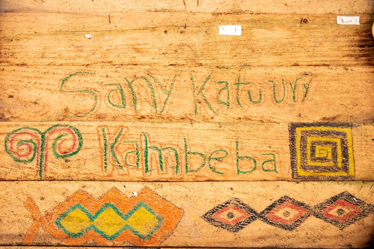 Turismo pode ajudar a resgatar cultura kambeba na Amazônia