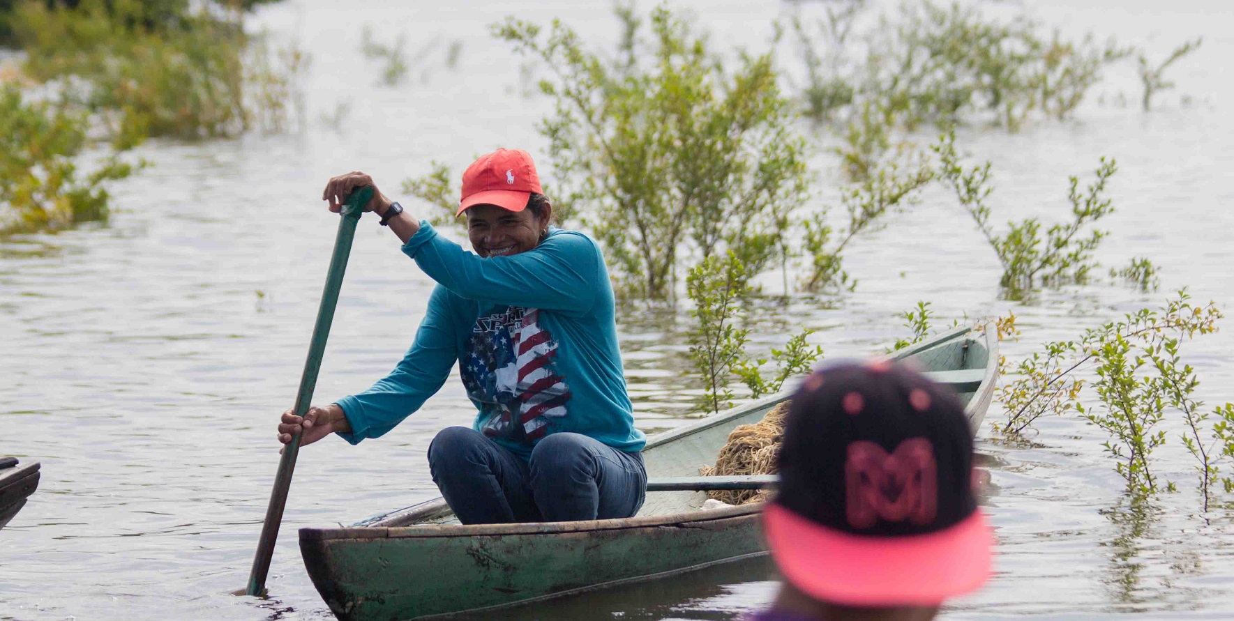 Manejo na Amazônia permite maior empoderamento de mulheres na pesca, atestam pesquisadoras